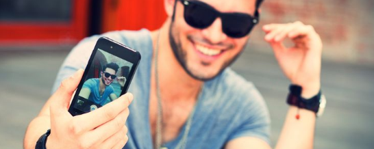 5 Tips to Take Instagram Selfie like a Male Model