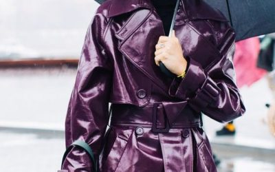 Purple: How To Wear Color Of The Year