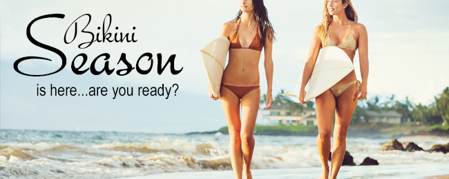 How to Get Ready for Swimsuit Season