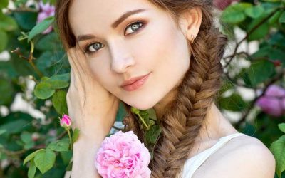 Prom Style: Braided Hair Inspiration