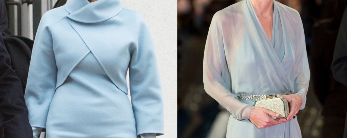 Kate Middleton vs. Melania Trump: Who Wore it Better?