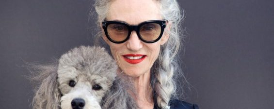 Lessons from 68 year old style icon, Linda Rodin