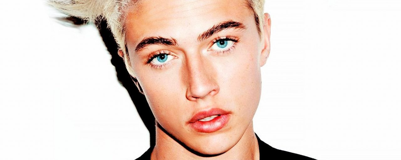 Dude of the month: Lucky Blue Smith