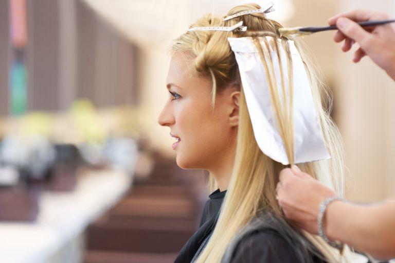 Extravagant Yet Stylish Hair Highlights