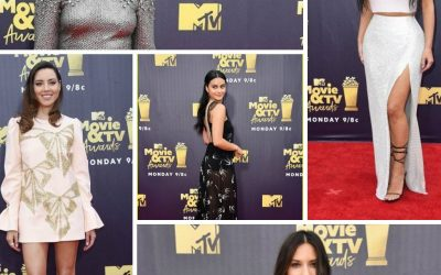 MTV Awards 2018: 5 Best Red Carpet Looks