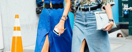 Style Guide: How to Wear Denim Skirt This Summer