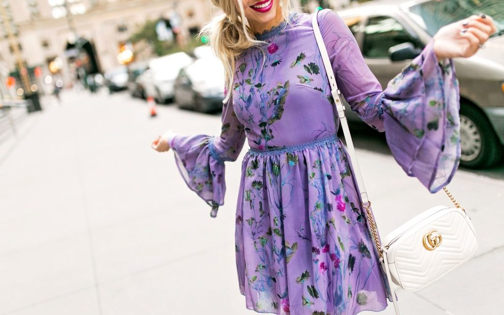 Style Guide: How to Wear Floral Dress in the Summer