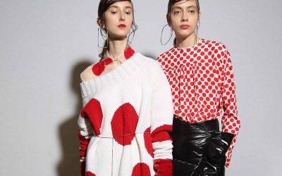 Polka Dots in Fashion