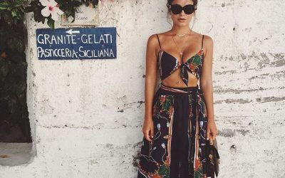 How to Rock Boho Style in Summertime