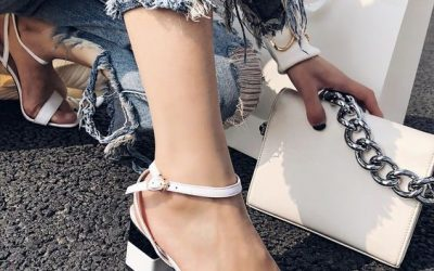 Styleguide: How to Wear Square Toe Sandals