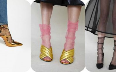 Trendy Ways to Wear Socks