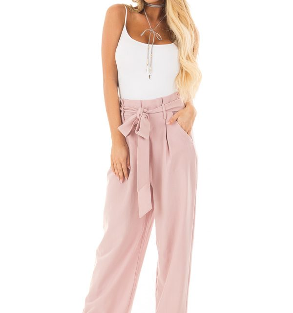 High-Waisted Pants: How to Rock Them