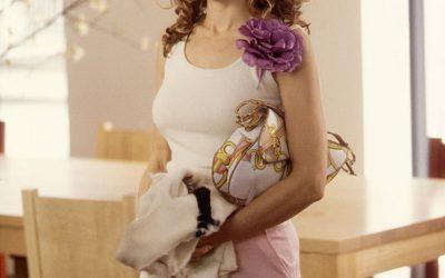 The Bag Of the Moment: Dior Saddle Bag
