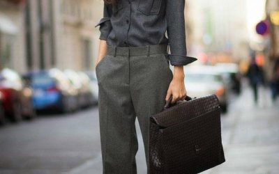 LAPTOP-FRIENDLY BAGS FOR STYLISH BUSINESSWOMEN