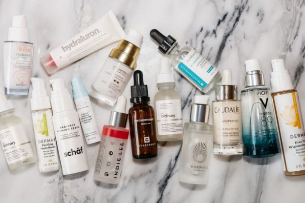 featured face serums