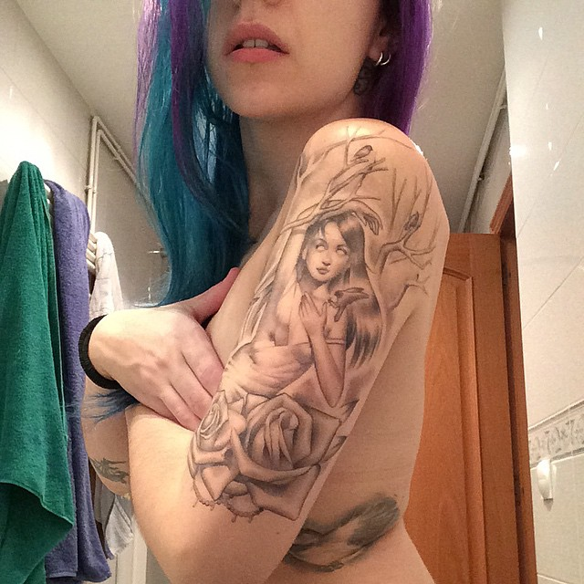mille suicide girl