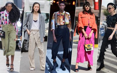 What we Learned from NYFW about Street Style