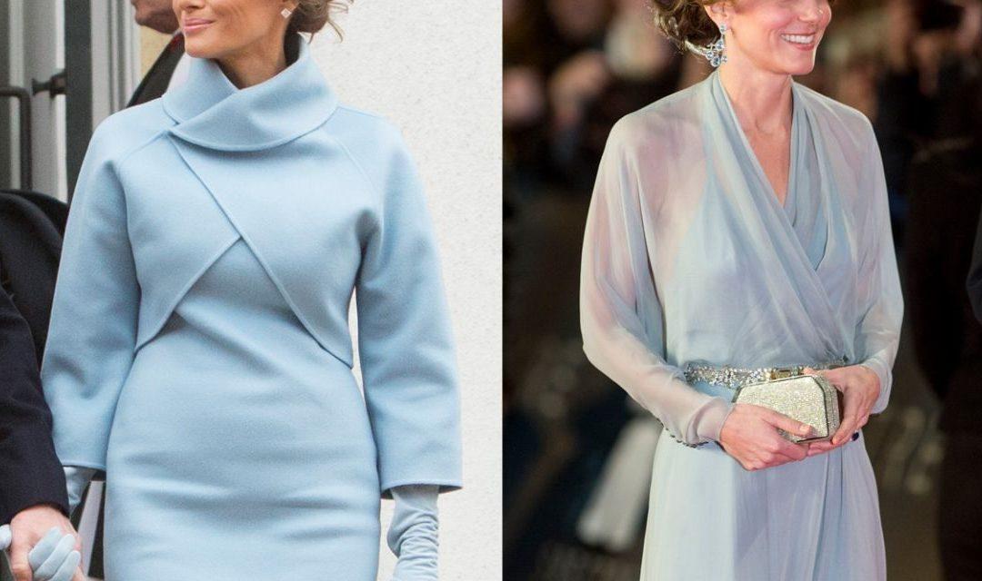 Kate Middleton vs. Melania Trump: Who Wore it Better?