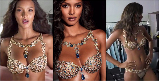 Victoria's Secret Fashion Show: The Fantasy Bra