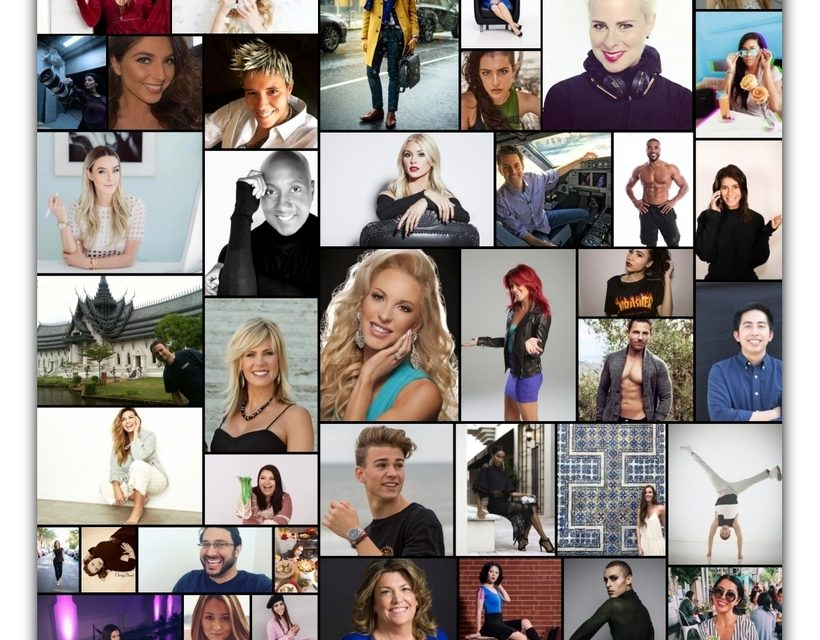 45 Social Media Stars Share their Advice on How Make this an Awesome 2018
