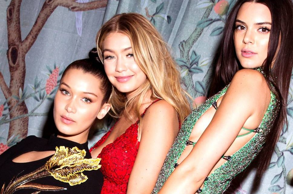 Top 5 Most Followed Models on Instagram