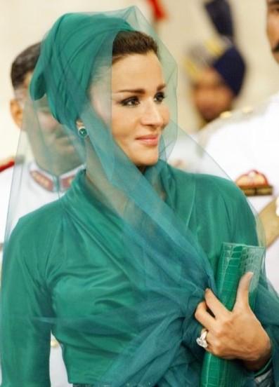 Sheikha Mozha bint Nasser: Inspirational Power Woman