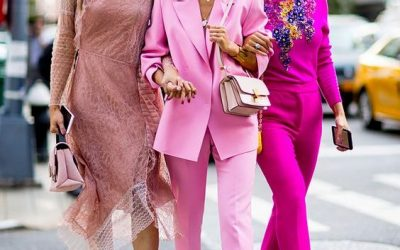 Style Guide: How to Wear Pastels this Spring