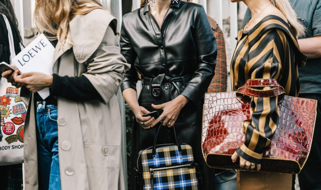Style Guide: Trends For Spring 2018