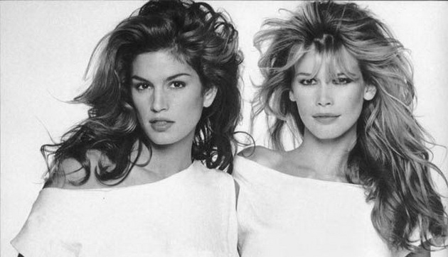 HOW SUPERMODELS OF THE 20TH CENTURY MADE IT TO THE TOP