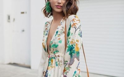 How to Wear Kimonos with Jeans